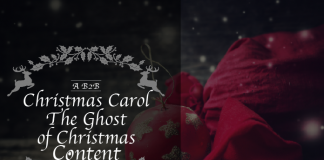 A B2B Christmas Carol The Ghost of Christmas Content