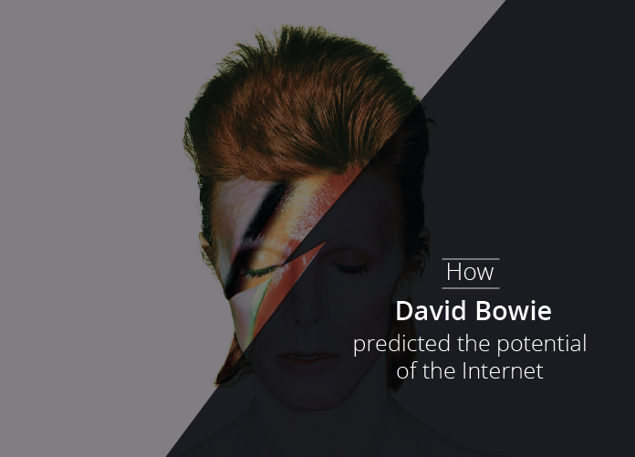 David Bowie Internet