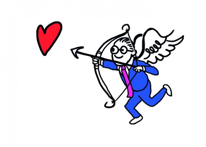 Love is in the air for B2B brands
