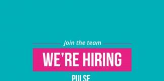 Pulse is hiring!