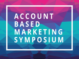 Account Based Marketing Symposium announcement