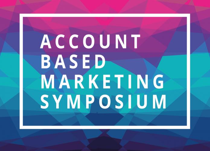 Account Based Marketing Symposium announcement